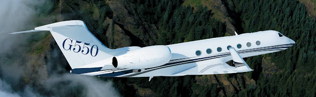 THE GULFSTREAM G550 Personal Jet