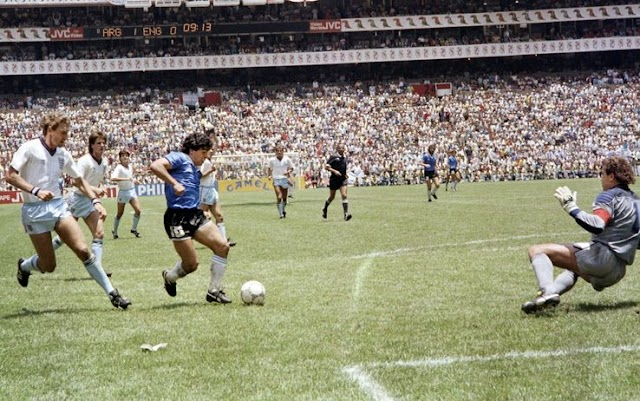La revancha de los dioses: Barrilete Cósmico, Malvinas, Maradona, Argentina x Inglaterra