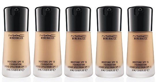 Mac Mineralize Liquid Foundation Review On Sensitive Skin