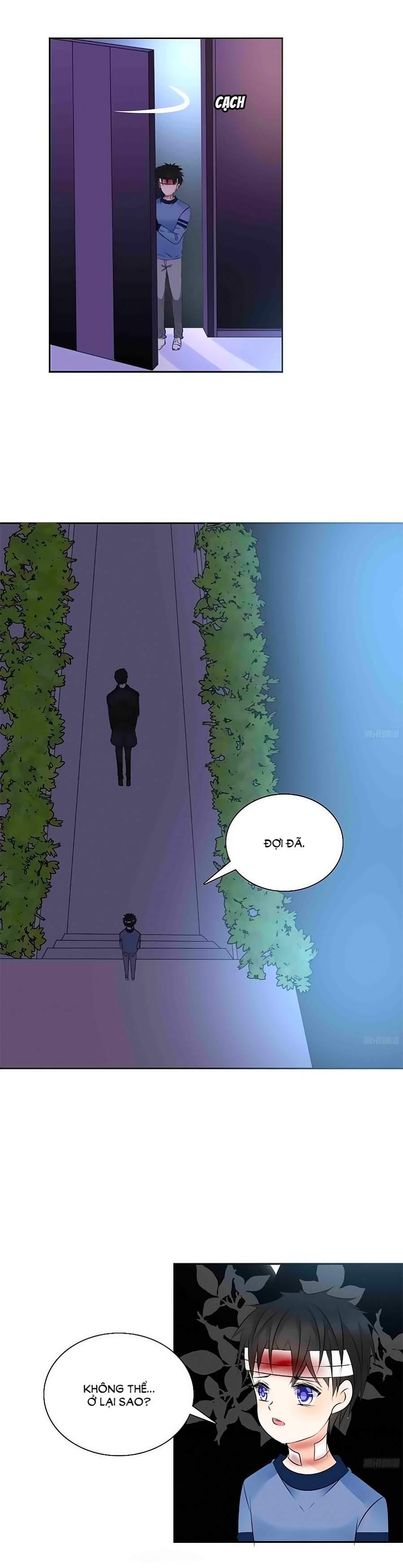 Công Chúa Nữ Vương Mệnh Chap 63 - Trang 2