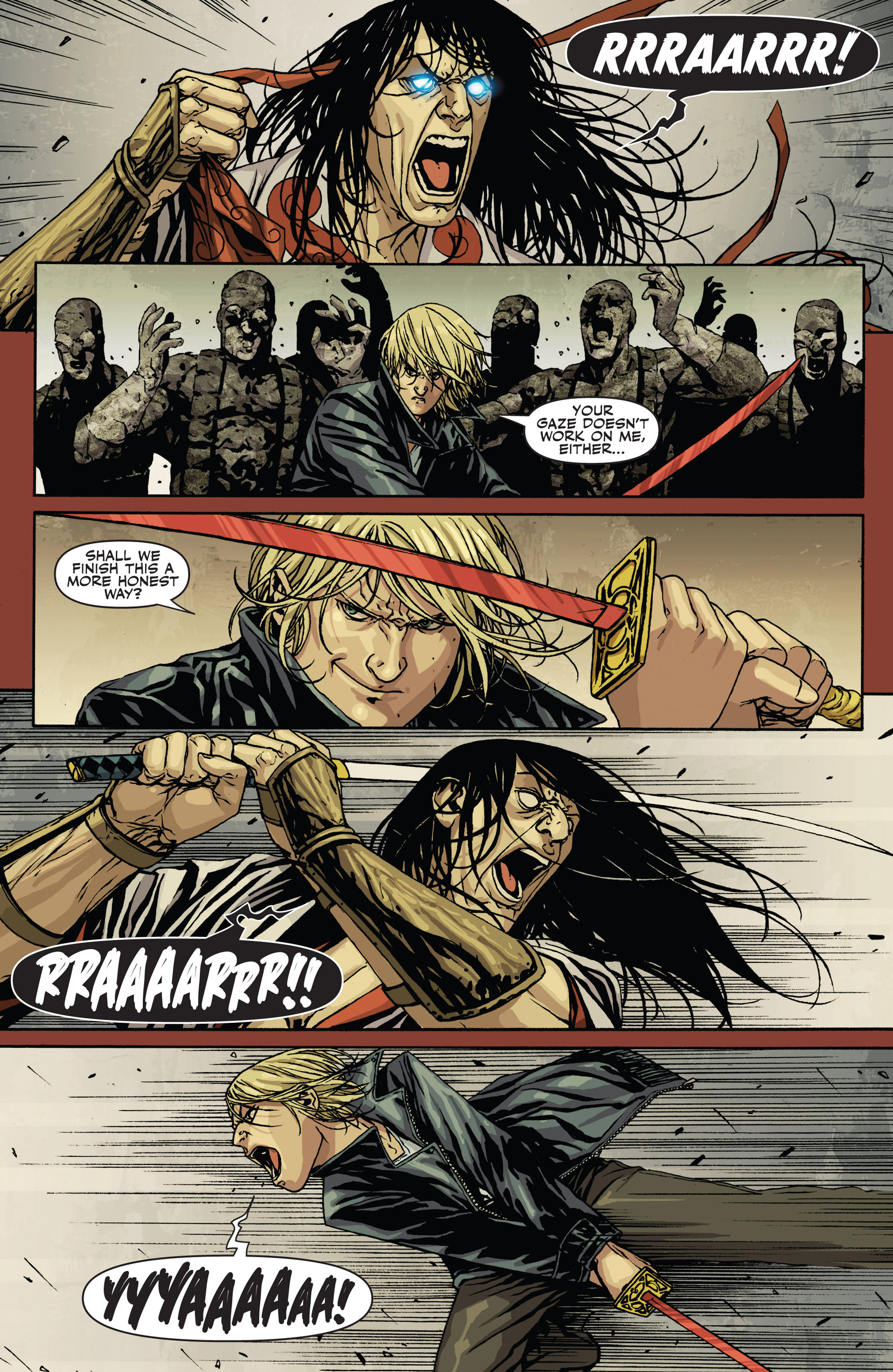 Read online Secret Warriors comic -  Issue #21 - 21