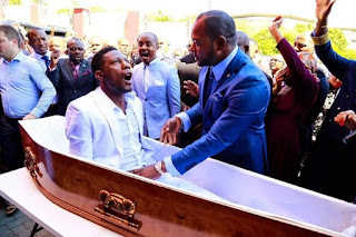 Funeral Parlour To Sue The pastor Who Claimed To Raise A Dead Man