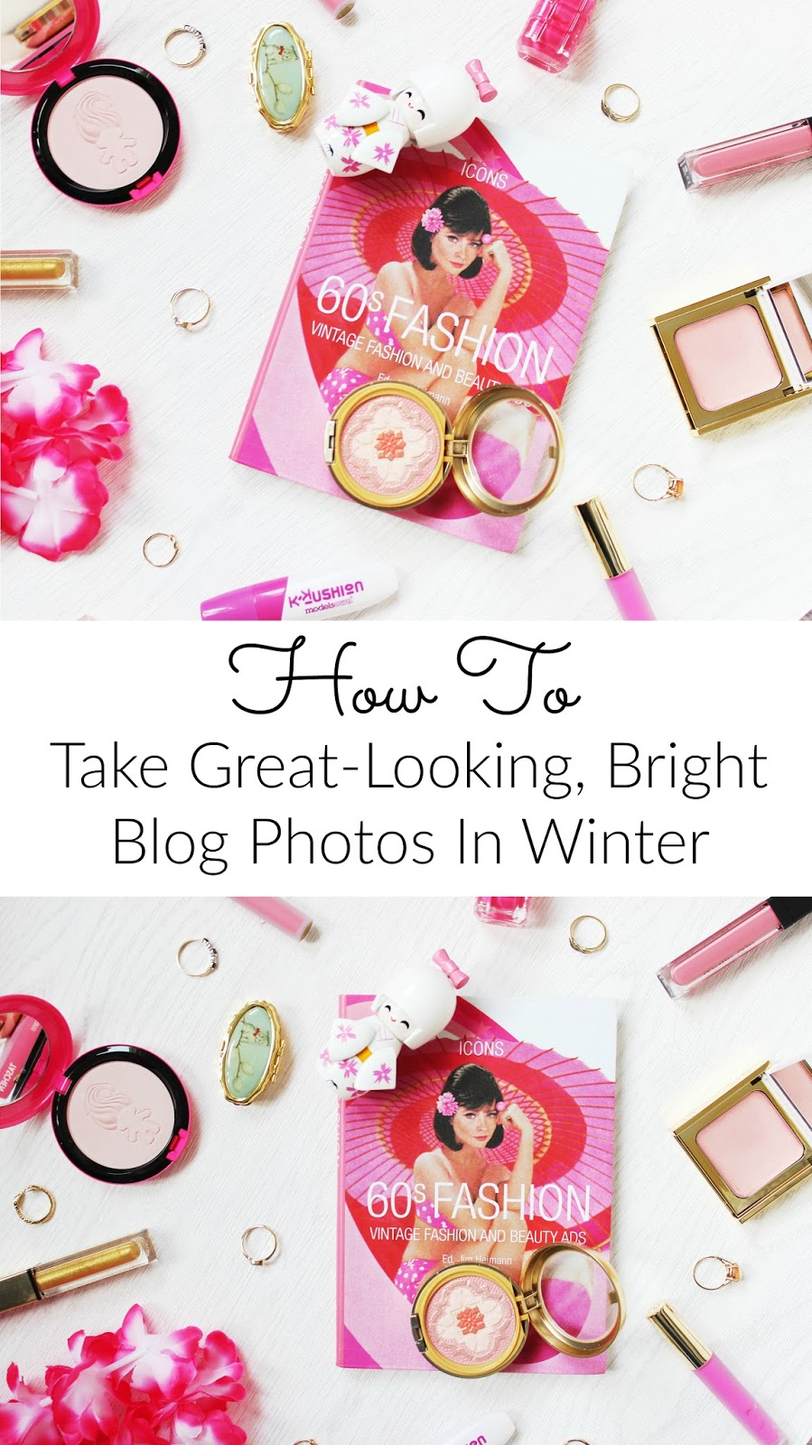 How to take great looking, bright photos in winter