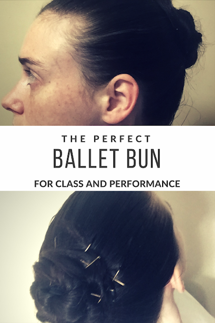 Perfect Ballet Bun for Medium length hair