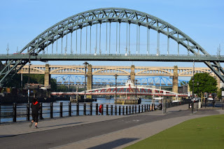 River Tyne & Quayside 2020