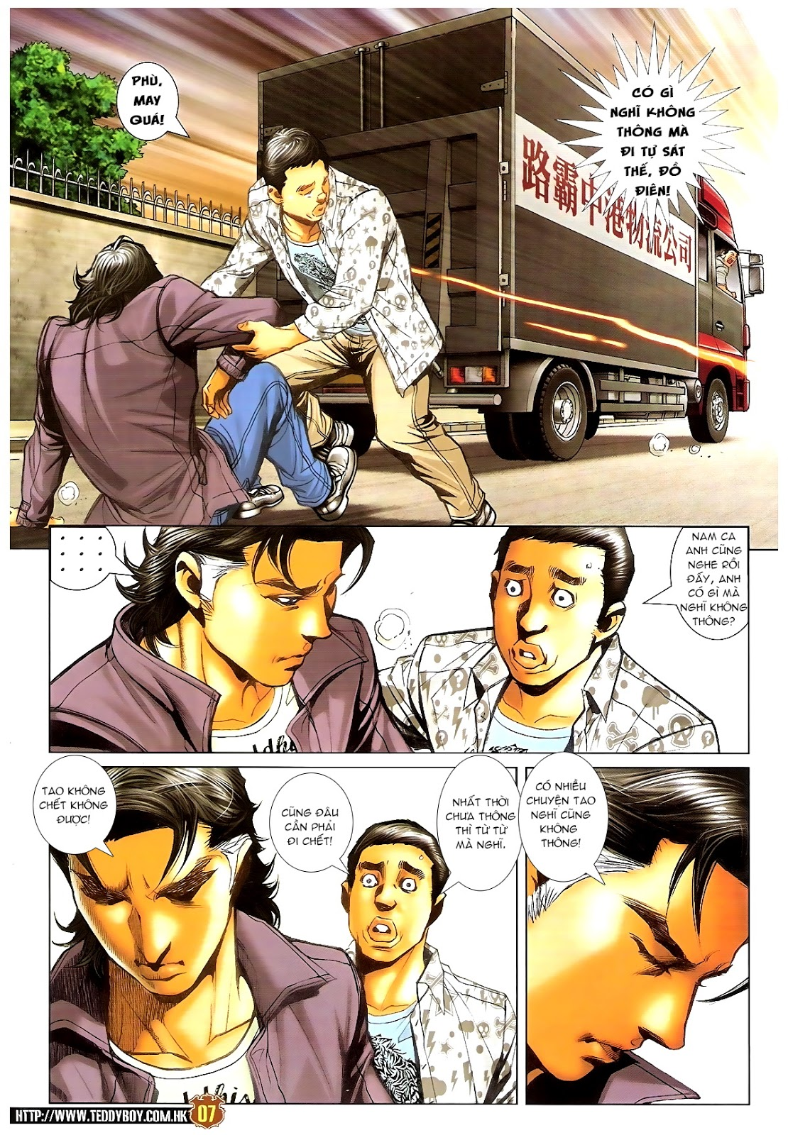 Người Trong Giang Hồ - Chapter 1391: Truyền kỳ nửa đời sau - Pic 5