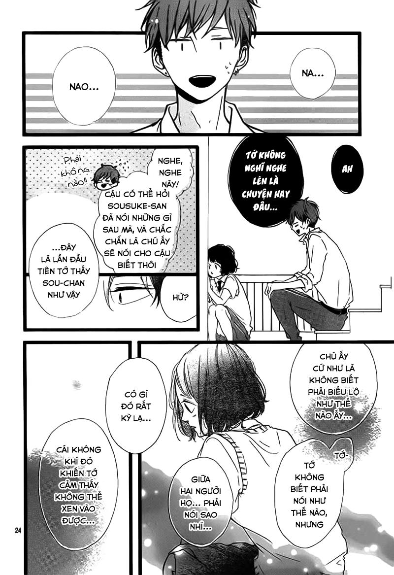 Honey (MEGURO Amu) chap 37 - Trang 26