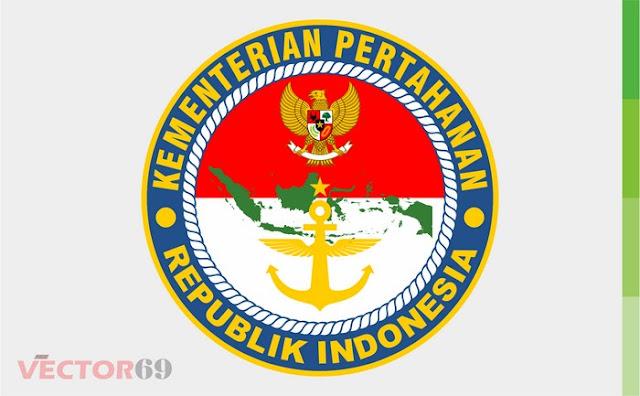 Logo Kementerian Pertahanan Indonesia (Kemenhan) - Download Vector File CDR (CorelDraw)