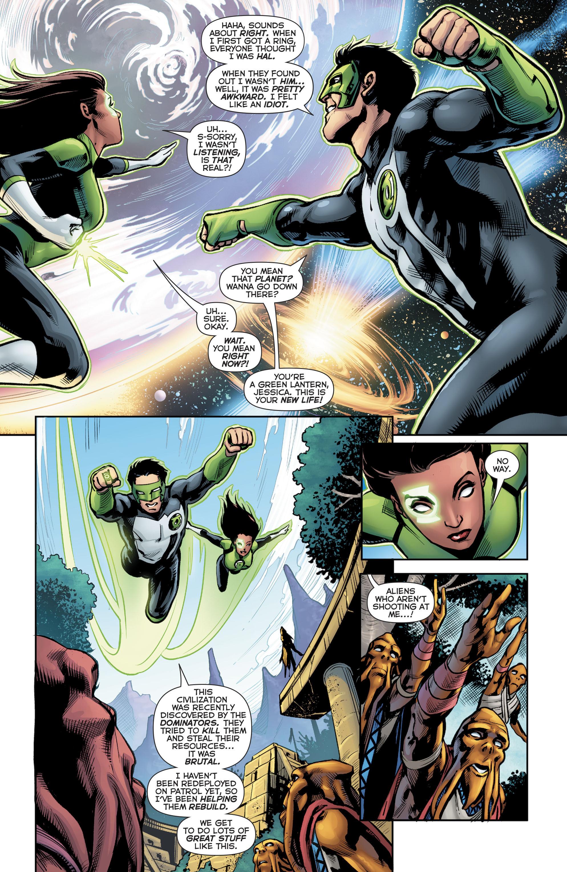 Read online Green Lanterns comic -  Issue #22 - 9