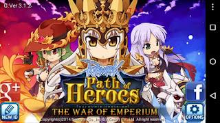 game mmorpg android terbaik dan Terbaru - Ragnarok Path Heroes