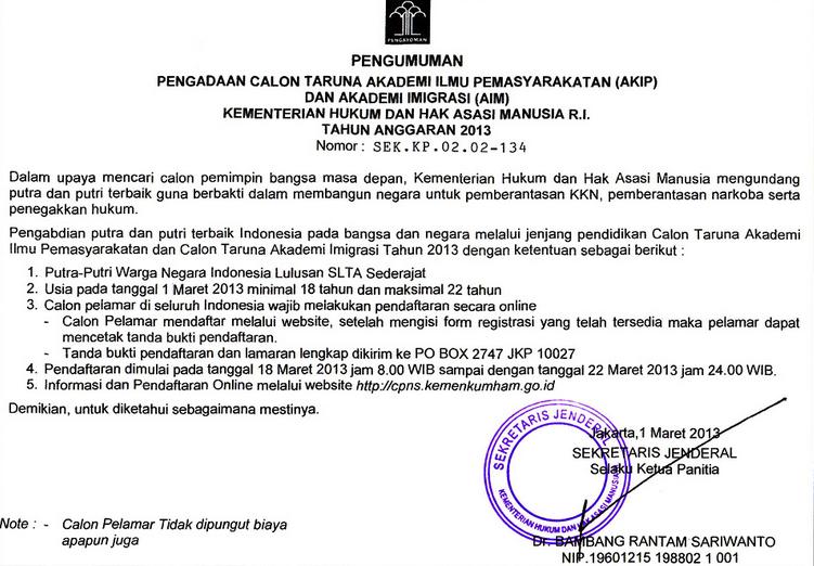Cpns Kab Tangerang 2013 Lowongan Cpns Bnn Badan Narkotika Nasional Terbaru 522 Png 441kb Pengumuman Cpns 2013 Lowongan Cpns 2013 Caroldoey
