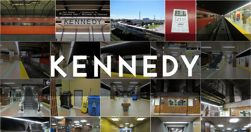 Kennedy Station photo gallery