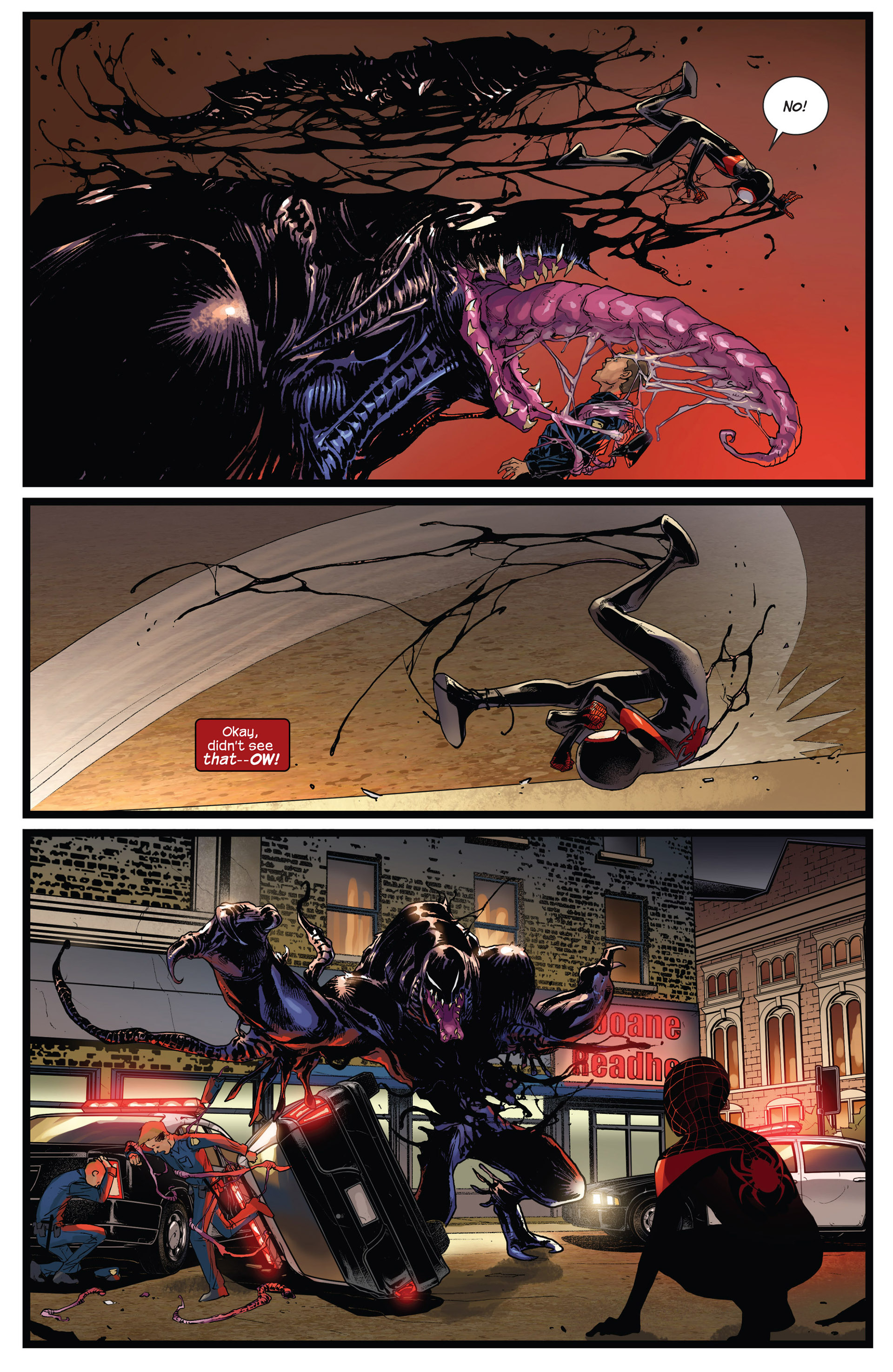 Read online Ultimate Comics Spider-Man (2011) comic -  Issue #20 - 14
