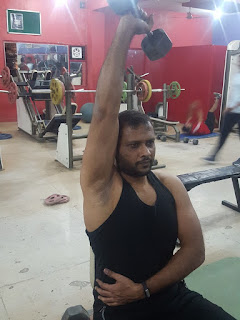 single arm tricep extension