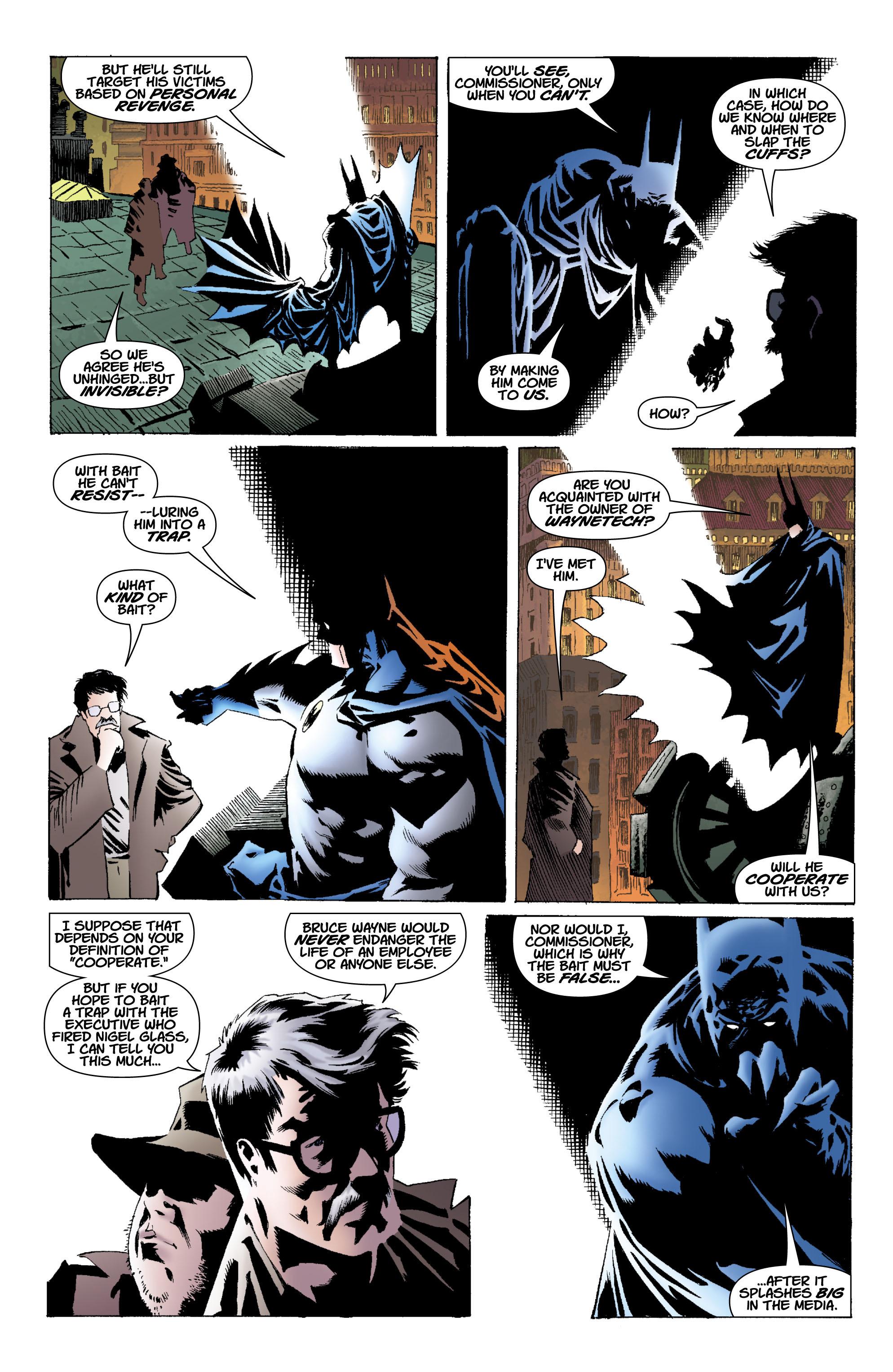 Read online Batman: Unseen comic -  Issue #5 - 3
