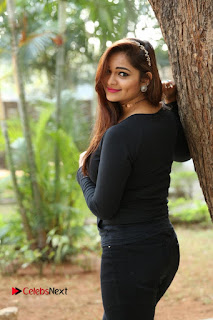 Actress Aswini Latest Stills in Black Denim Jeans  0158.JPG
