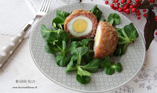 Uova alla scozzese, ricetta di Lorraine Pascale