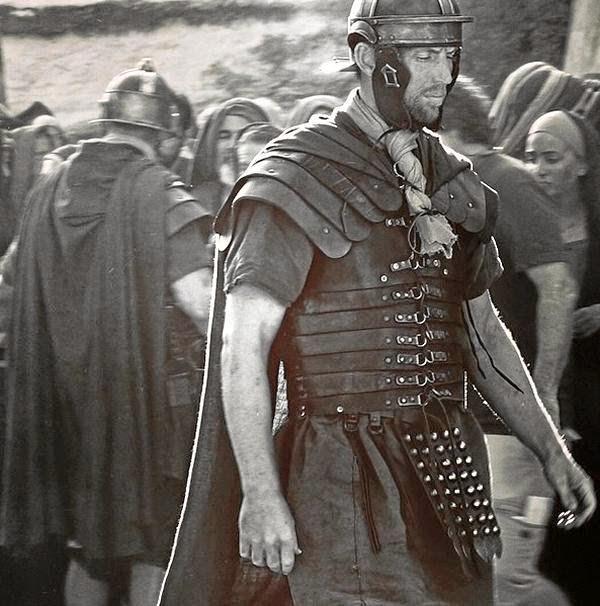 """Se rueda en España una nueva película bíblica: """"Clavius"""" 1"""