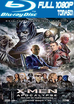 X-Men: Apocalypse (2016) BDRip 1080p DTS / BRRip Full HD 1080p