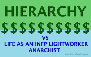 INFP Lightworker Anarchist / Erica Crooks