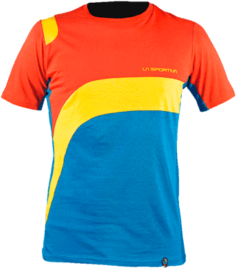 SPORTIVA SWING TEE[MEN's CLOTHING]