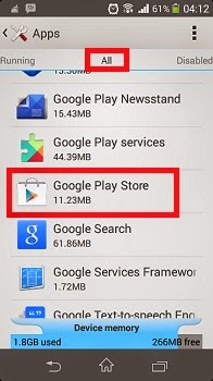 Tips Mengatasi Error Download Google Play Store