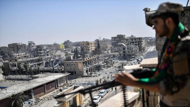 """""""EEUU y aliados apoyarán con armas a las milicias kurdas en Siria"""""""