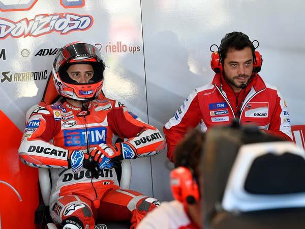 berita motogp Lorenzo cepat, Dovizioso : Biasa saja, itu karena disini Sirkuit favoritnya