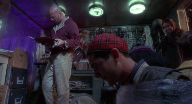 Twelve Monkeys [12 monos] (1995) HD 1080p Latino Dual