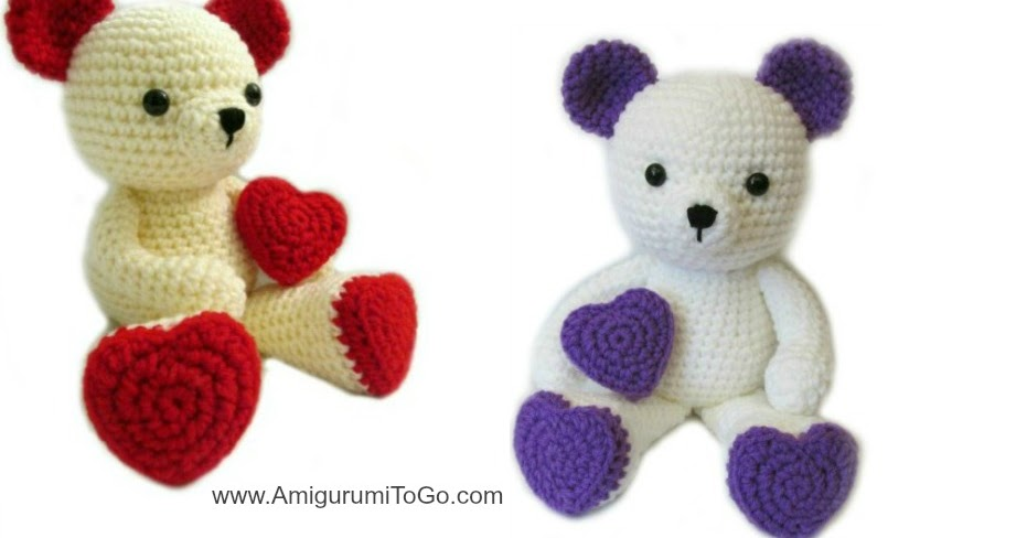 Little Bigfoot Monkey Revised Pattern Video Tutorial | 488x931