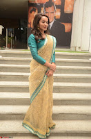 Tejaswi Madivada looks super cute in Saree at V care fund raising event COLORS ~  Exclusive 098.JPG