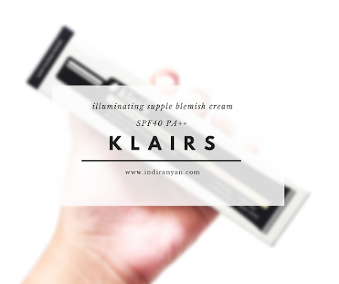 [REVIEW] Klairs - Illuminating Supple Blemish Cream (BB Cream)*