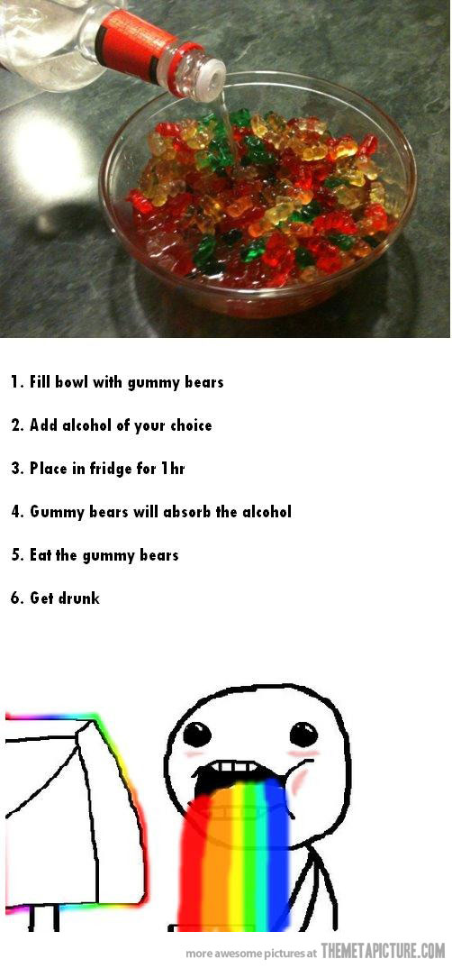 mother of gummy bears