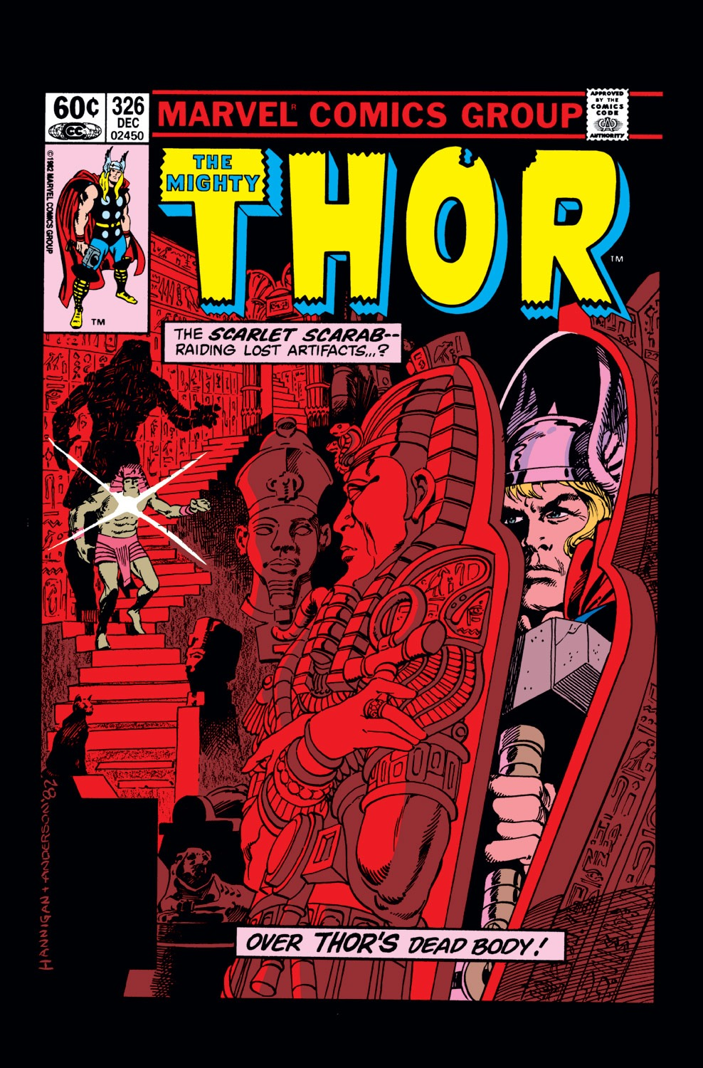 Thor (1966) 326 Page 1