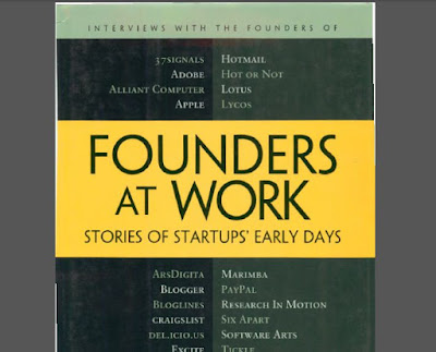 [Jessica Livingston] Founders At Work - Stories of Startups' Early Days English Book in PDF