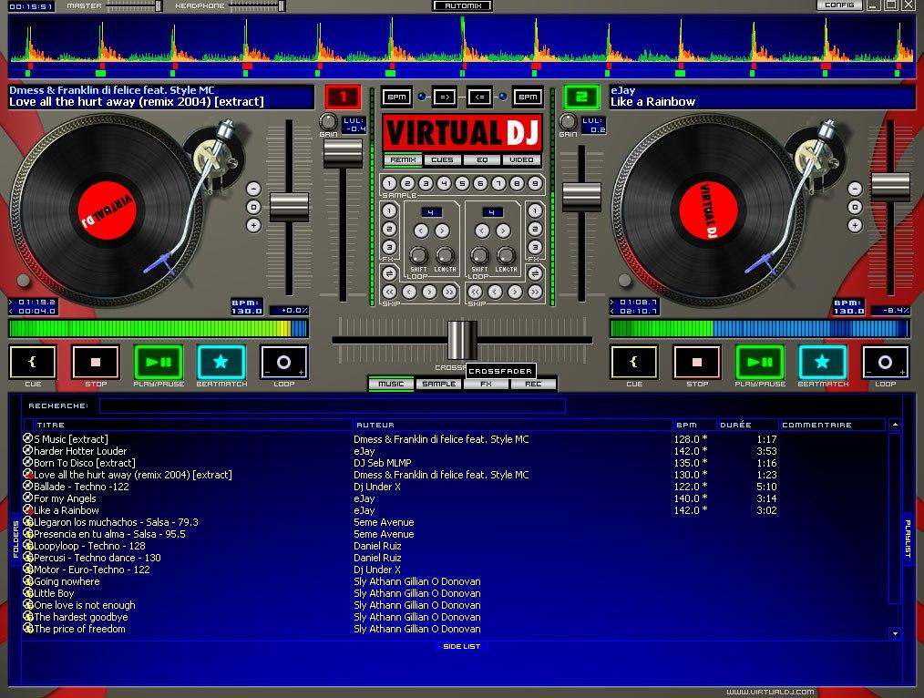 Virtual dj Pro 8 Crack 2015, Download [Latest]