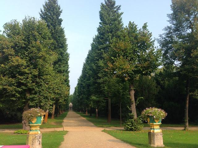 Parque do Palácio de Charlottenburg, Berlim