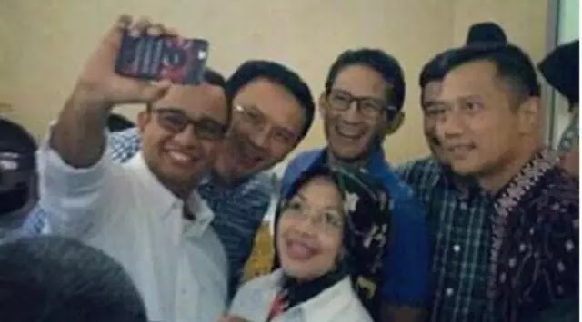 Pilkada Serentak 2017 DKI Jakarta Diikuti Oleh 3 Cagub