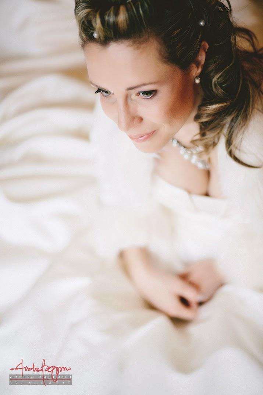 ritratto sposa matrimonio Genova