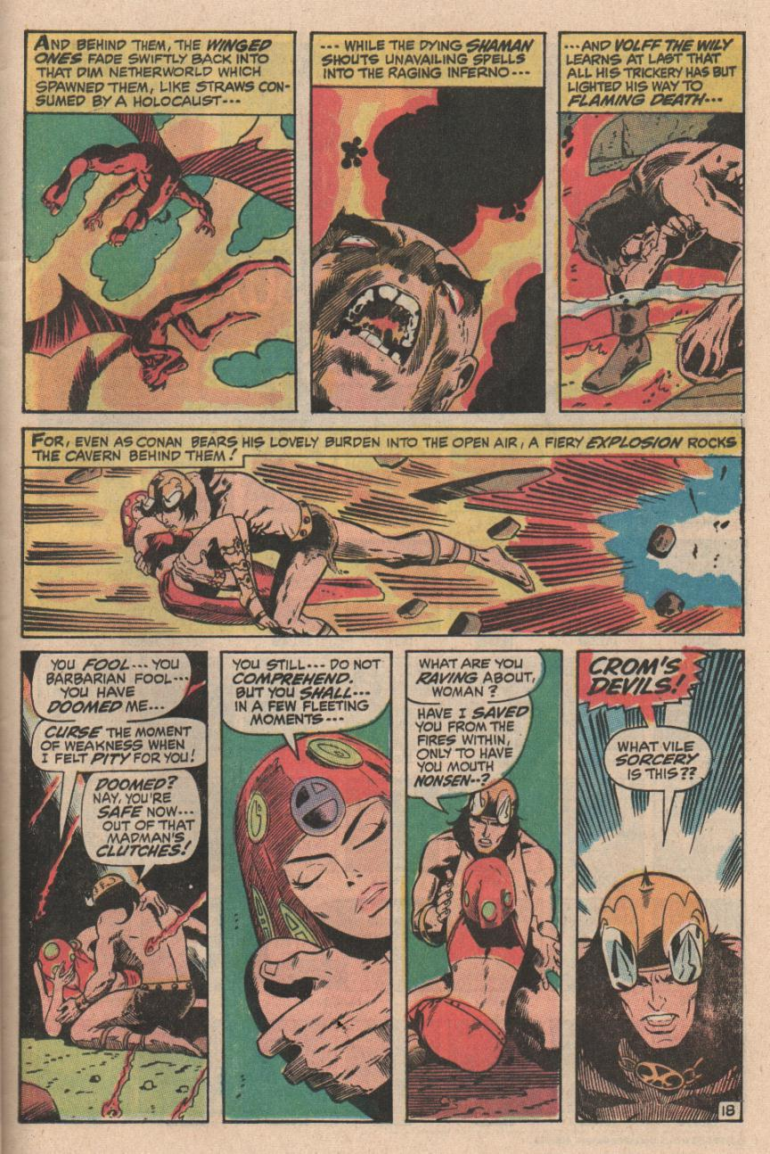 Conan the Barbarian (1970) Issue #1 #13 - English 19