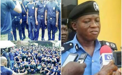 What I will do to Biafra Security Service (BSS) - Abia Police Commissioner vows, Declares BSS illegal