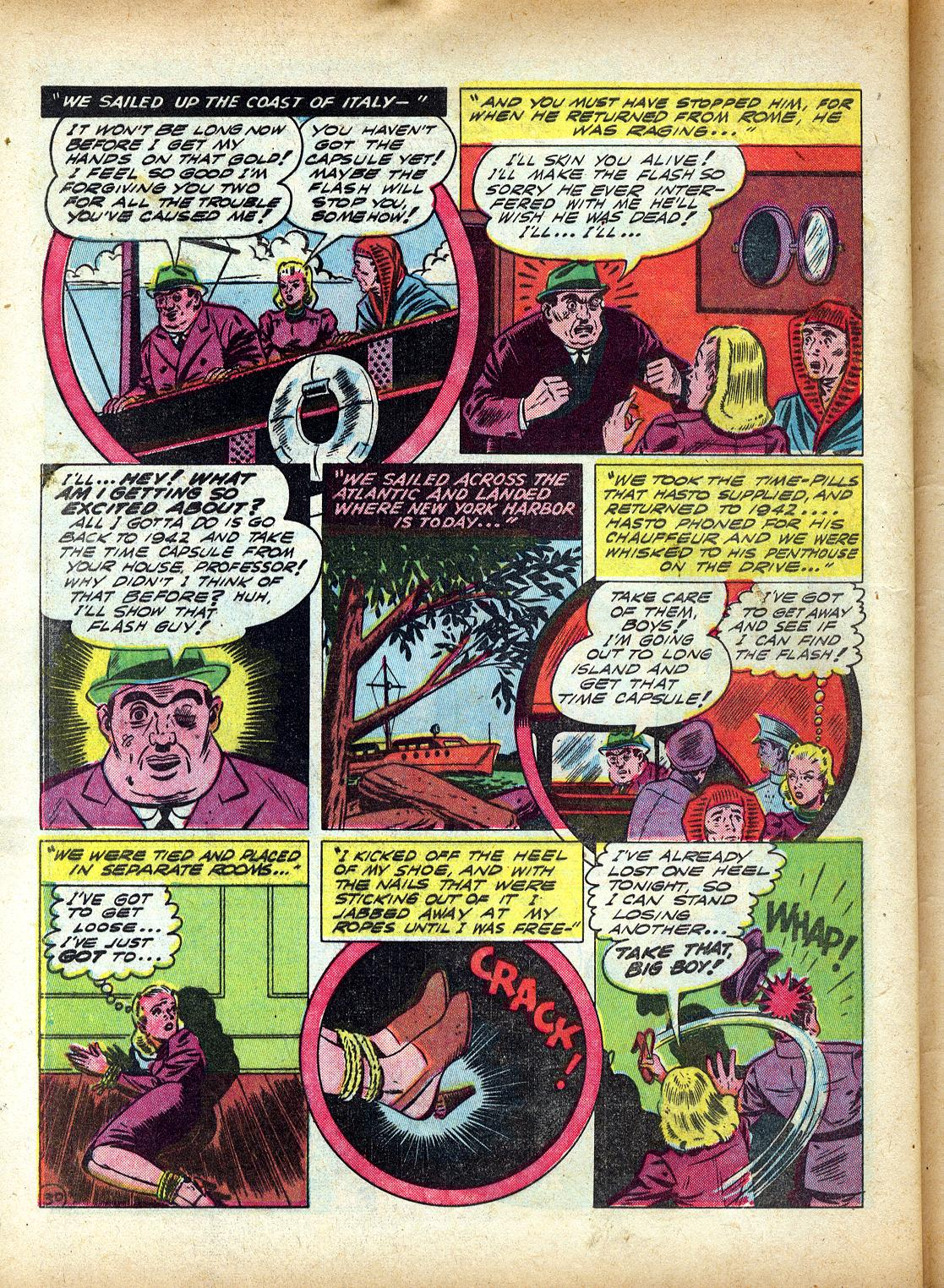 Read online All-Flash comic -  Issue #4 - 55