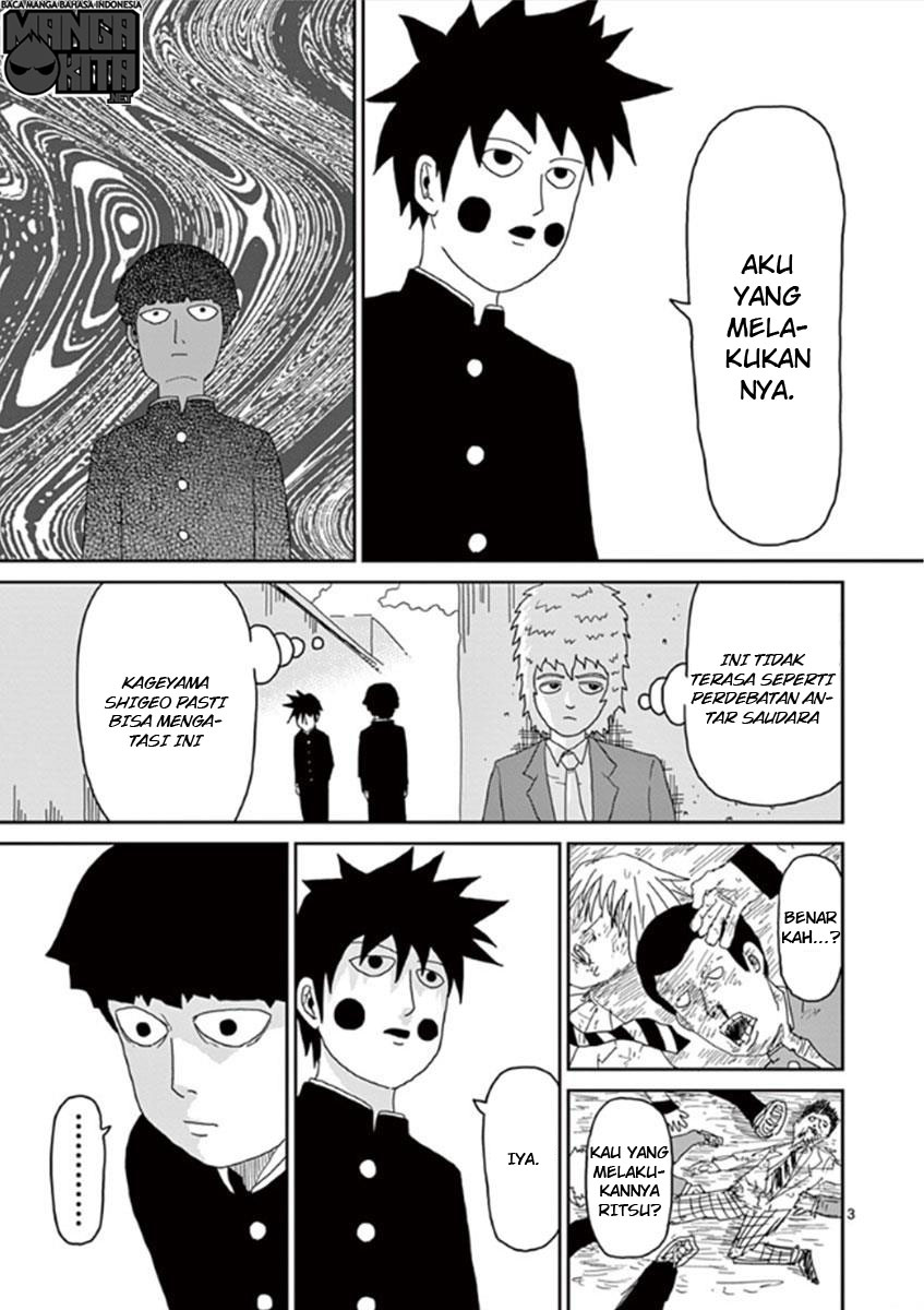 Mob Psycho 100 Chapter 30-4
