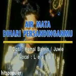 Download MP3 LESTARI - Air Mata Dihari Persandinganmu