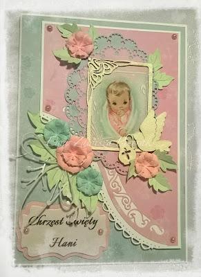 Karteczka na Chrzest Święty2