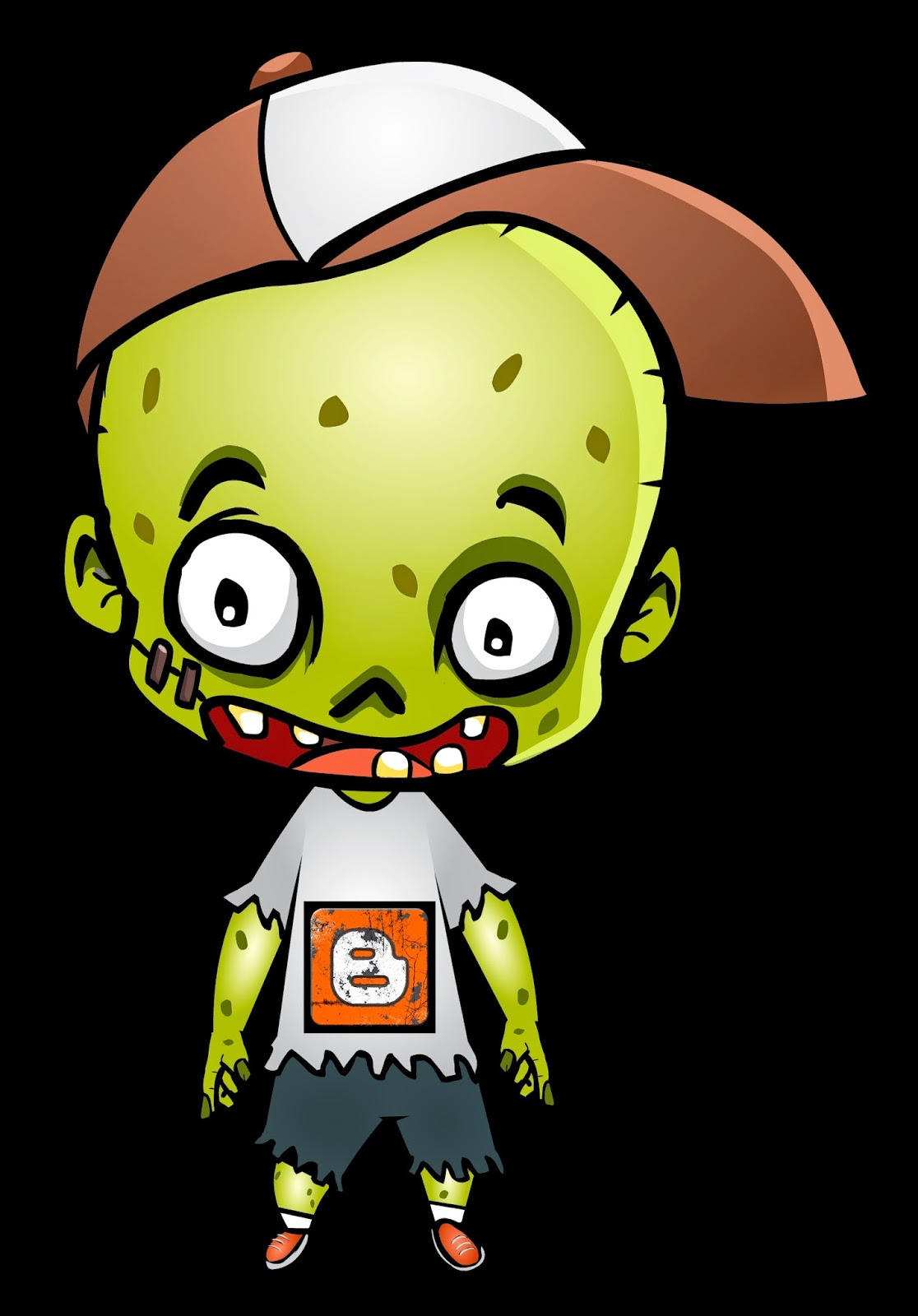 Free Zombie Blogspot Ranked By Google PageRank