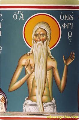 Ο όσιος Πέτρος ο Αθωνίτης Αγιογραφία Παχωμαίων Αγίου Όρους