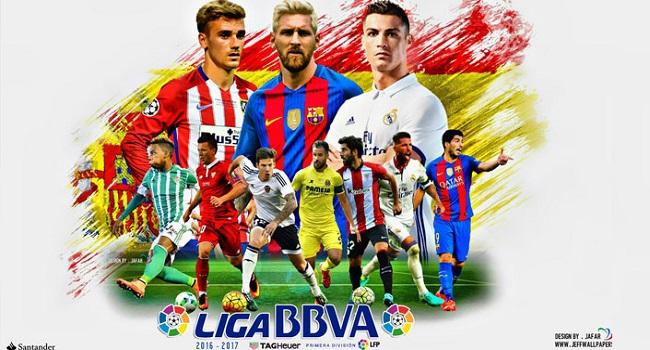 jadwal pertandingan la liga spanyol 2017-2018