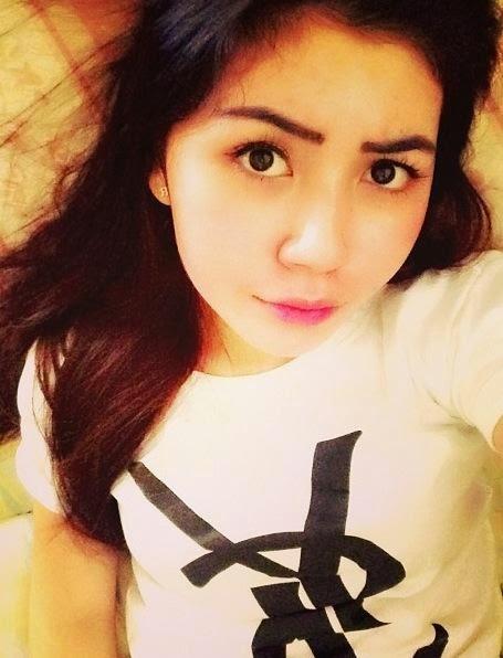 Malay awek baju kurung oren - 2 4