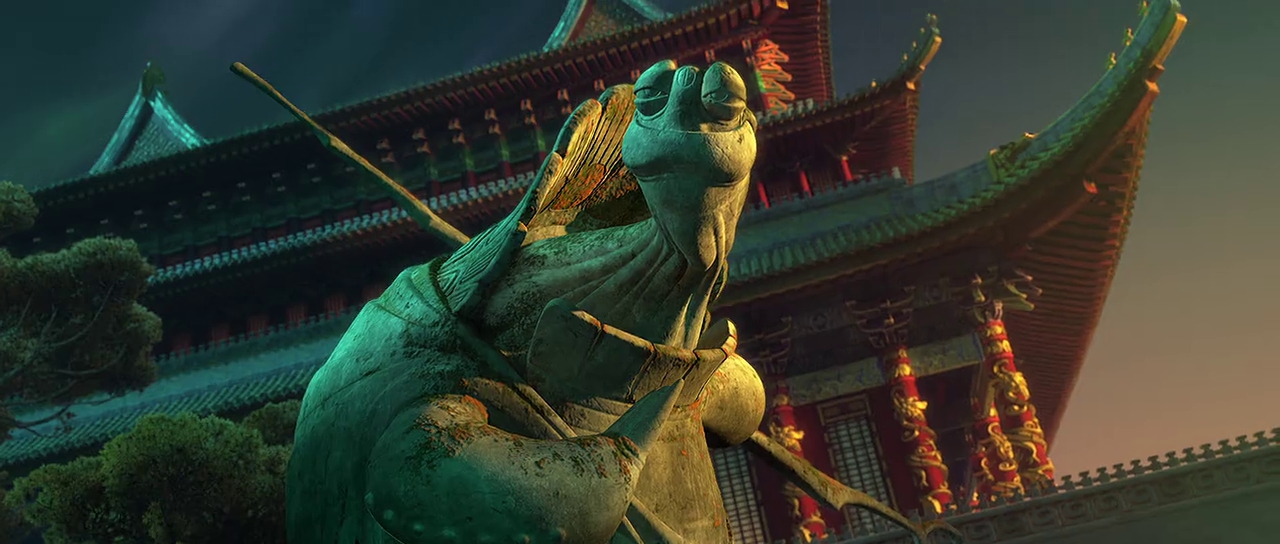 Torrent Links For Kung Fu Panda 3 2016 In Hindi English Dual Audio Bluray 720P